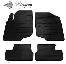 Гумові килимки Пежо 207 Peugeot 207 2006-2012 Stingray