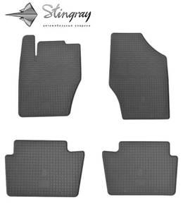 Гумові килимки Пежо Peugeot 208 208 2013 - Stingray