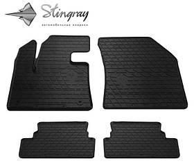 Гумові килимки Пежо 3008 Peugeot 3008 2016 - Stingray