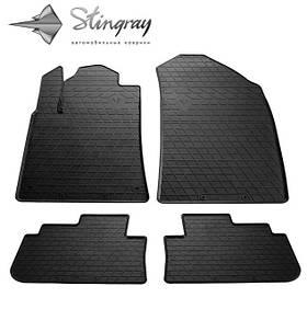 Гумові килимки Пежо 407 Peugeot 407 2004-2010 Stingray