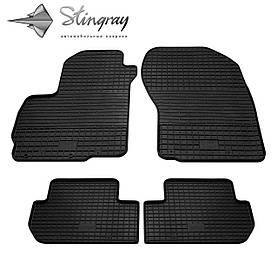 Гумові килимки Пежо 4007 Peugeot 4007 2007-2012 Stingray