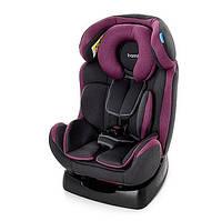 Автокресло детское Pink Gray, 0+1,2 (0-6лет), 3полож.спинки,5-ти точ.рем.без.,серый