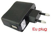 Адаптер питания 220В-USB (5 В) для мобильных телефонов