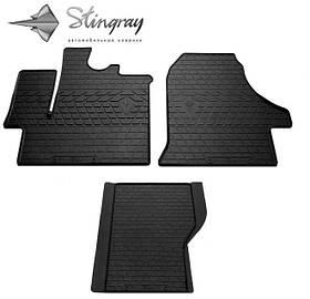 Гумові килимки Пежо Боксер Peugeot Boxer 2006 - Stingray