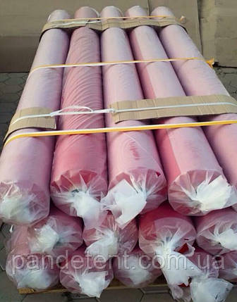 Водо- и морозостойкая Пвх ткань для тент 650 г/м² Бельгия для тента, прицепа, на фуру, палатки, фото 2