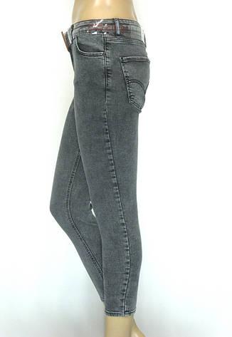 Жіночі джинси стрейч занижена талія Lexsina, фото 2