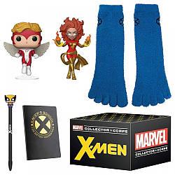 Бокс Funko Marvel Collectors Фанко Марвел Люди Икс Marvel X-Men BOX M XM 6