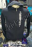 Худи с капюшоном на байке 9-12 лет (3-х нитка) Atabay(2562.2)