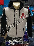 Худи с капюшоном на байке 9-12 лет (3-х нитка) Atabay(2561.2)