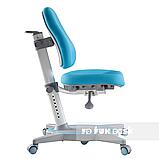 Комплект для школяра парта Cubby Rimu Blue + універсальне крісло FunDesk Primavera I Blue, фото 2
