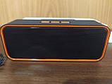Мобильная колонка SPS K31+BT, Блютуз колонка, Компактная колонка, Аккумуляторная колонка переносная, фото 5