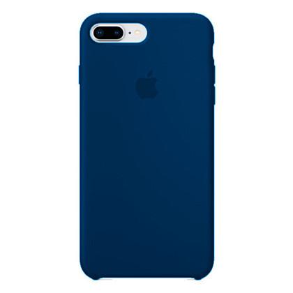 Силиконовый чехол для Apple iPhone 7 Plus / 8 Plus (horizon blue)