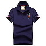 Разные цвета Мужская футболка поло хлопок премиум в стиле ральф лорен, фото 8