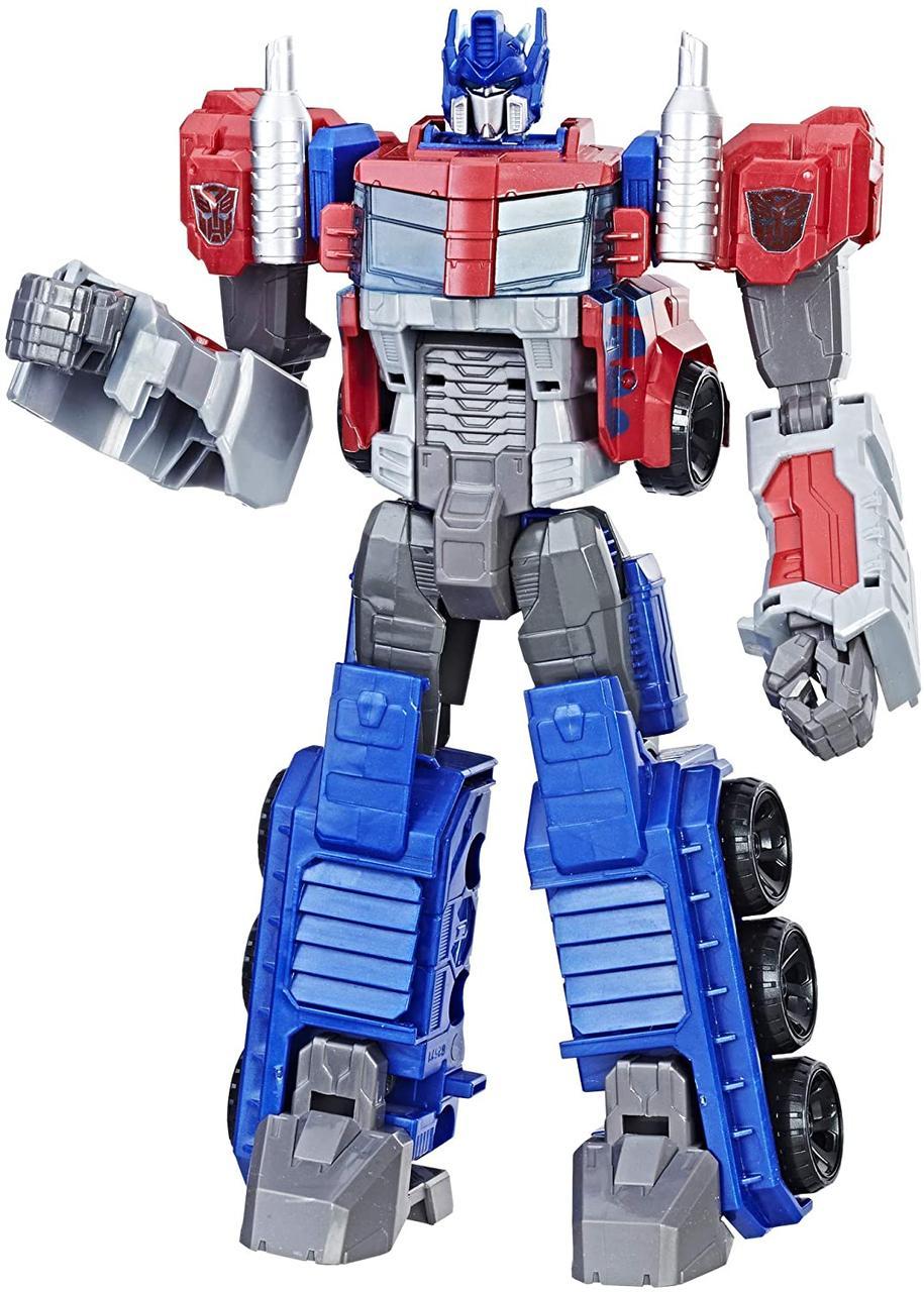 Трансформер Оптимус Прайм Transformers Toys Heroic Optimus Prime Action Figure