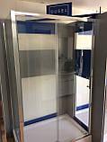 Душевая кабина Dusel А-515, 120х80х190, дверь раздвижная, стекло прозрачное, фото 8