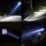 Тактичний ліхтар XM-L2, 8000лм, фото 7