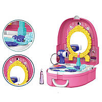 Игровой набор декоративной косметики в пластиковом рюкзаке Play House 7F703 рюкзак-косметичка детская для