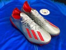 Бутсы Adidas X 19.3(Адидас икс), фото 2