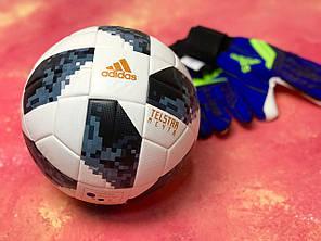 Футбольный мяч Adidas Telstar/адидас телстар, фото 2