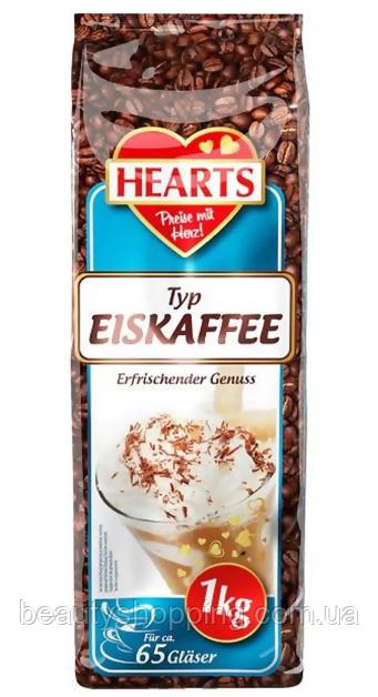 Hearts Capuccino Eiskaffee капучино со вкусом холодного кофе 1kg Германия