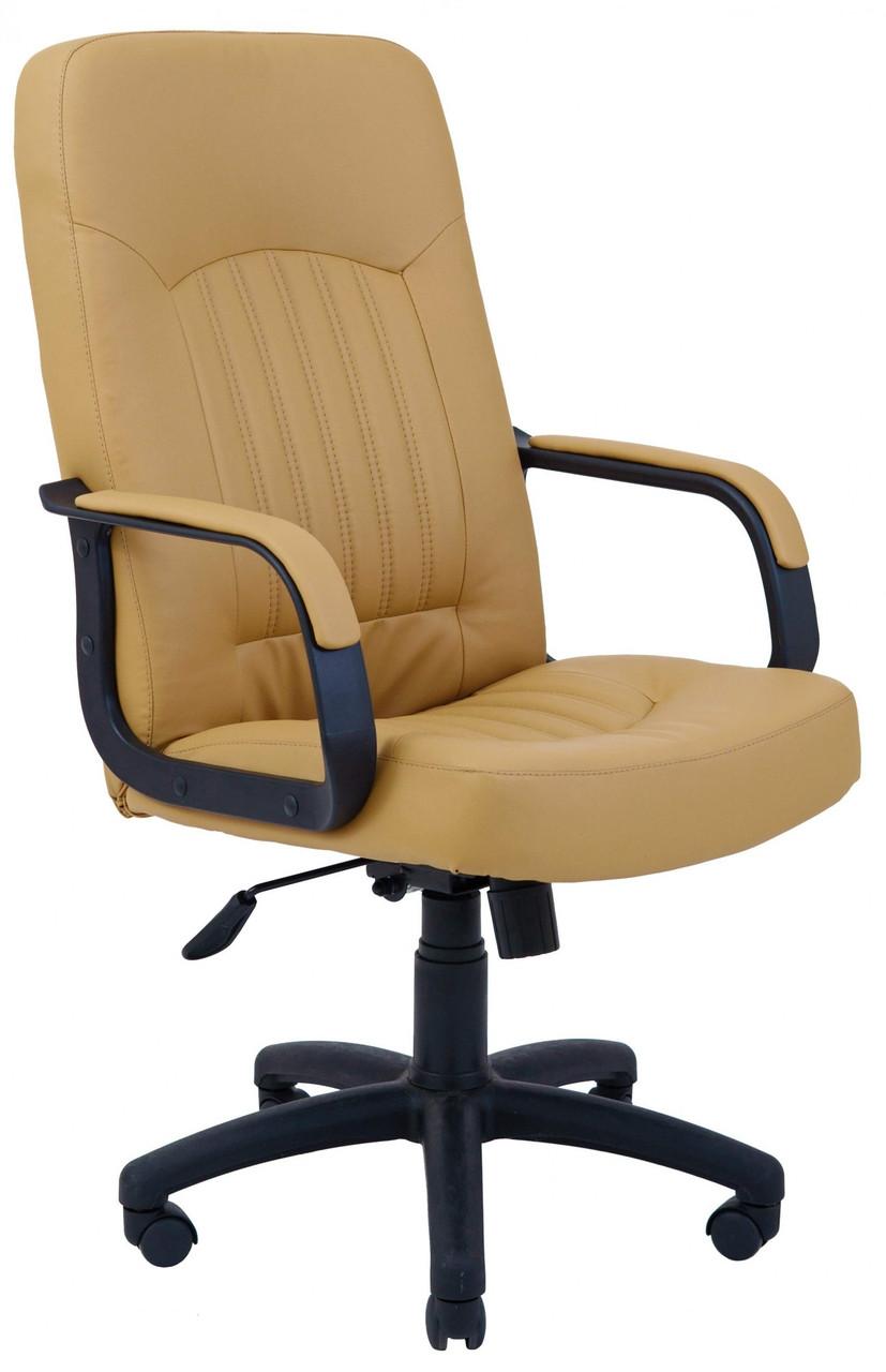 Офисное Кресло Руководителя Richman Фиджи Флай 2239 Пластик Рич М2 AnyFix Бежевое