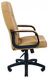 Офисное Кресло Руководителя Richman Фиджи Флай 2239 Пластик Рич М2 AnyFix Бежевое, фото 3