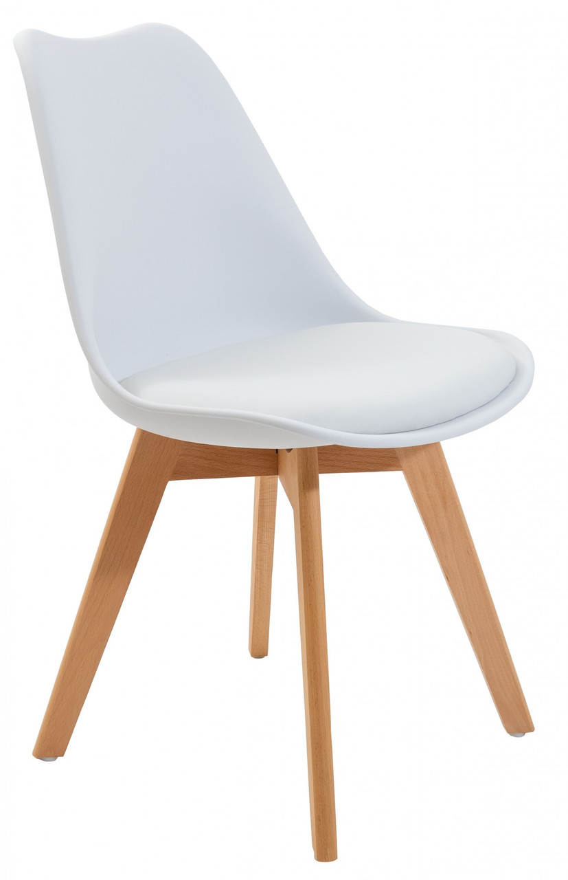 Стул Richman Jacqueline CX 530 x 490 x 820Н Белый