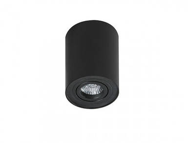 Точечный светильник Azzardo Bross 1 (GM4100 BK/BK) AZ2135