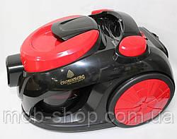 Безмешковый пылесос Crownberg CB-659 Циклонного типа 3500 Вт