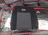 Авточехлы Favorite на Hyundai Santa Fe 2006-2012 универсал, фото 3