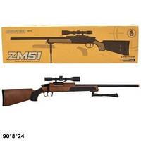 Снайперская винтовка CYMA ZM51W  с лазерным прицелом