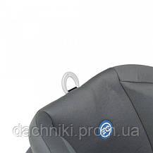 Детское автокресло BRAVO Dark Gray, фото 2