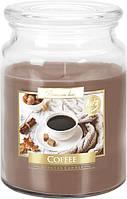 Свеча ароматизированная Bispol Кофе 14 см (snd99-89)