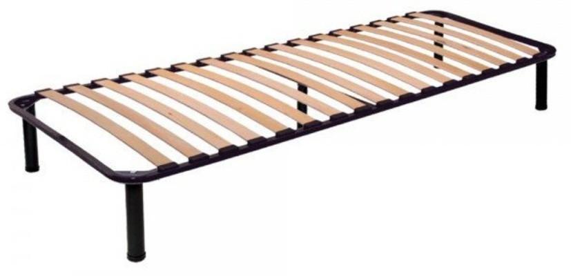Ортопедический неразборной Каркас Richman 90 x 200 см Усиленное Основание + 5 ножек Бежевый