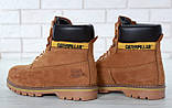 Зимние ботинки Caterpillar, зимние ботинки катерпиллер, зимові черевики Caterpillar, черевики катерпіллер, Cat, фото 10