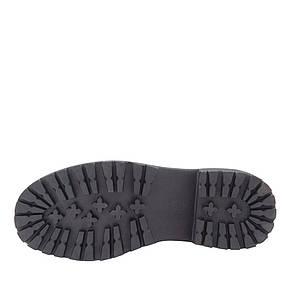 Черевики жіночі Optima чорний 21621 (38), фото 3