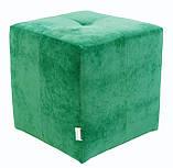 Пуфик Кристи Richman 40 x 40 x 45Н Fint Forest Зеленый, фото 2