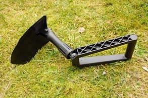 Универсальная складная лопата Fiskars (131320), фото 2