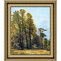 Набор для вышивания крестом Чарівна Мить 390 Осенний лес