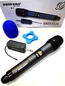 Беспроводной караоке SHUPERD универсальный микрофон профессиональный качественныйрадио M1