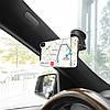 Держатель магнитный Hoco CA42 - автодержатель магнитный для телефона на присоске, фото 6