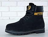 Зимние ботинки Caterpillar, зимние ботинки катерпиллер, зимові черевики Caterpillar, черевики катерпіллер, Cat, фото 7