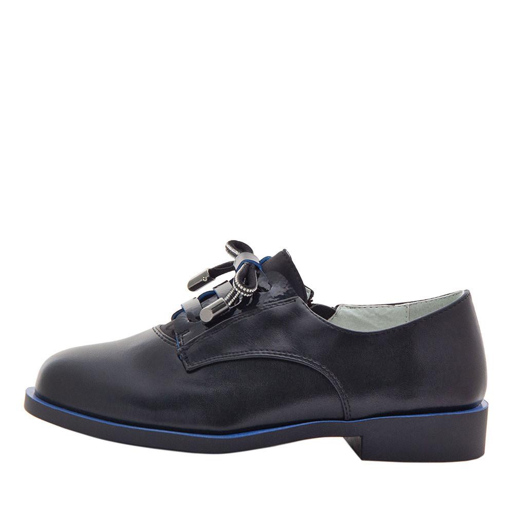 Туфли для девочек Optima MS 21561 черный (32)