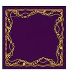 Яркое разноцветное большое  парео-платок  150 см, фото 5