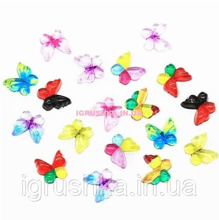Шарм «Бабочка» для слайма, фото 2