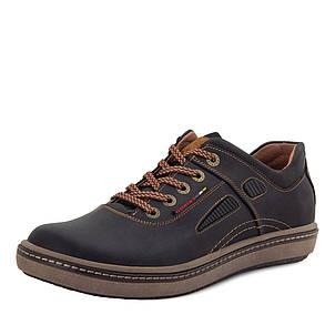 Туфли мужские Goriks MS 21491 черный (40), фото 2
