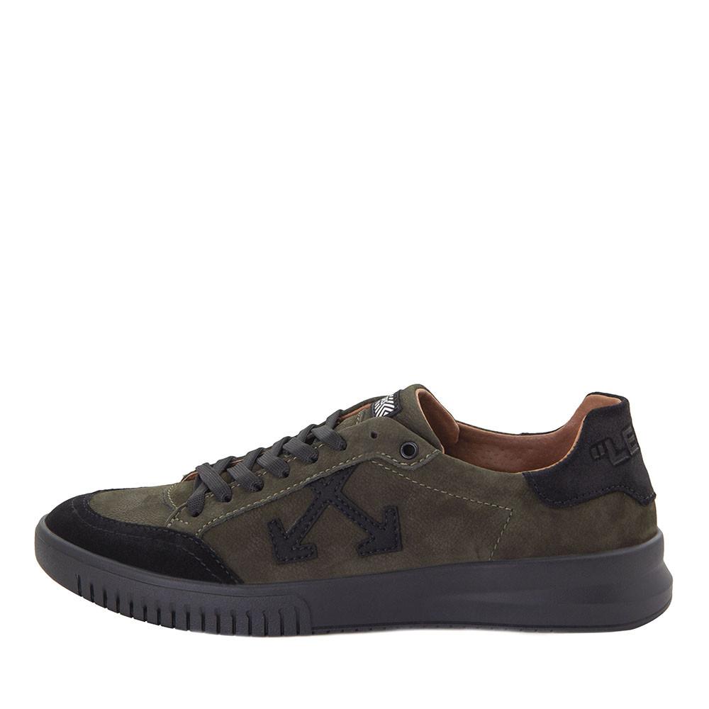 Туфли мужские Konors MS 21486 зеленый (40)