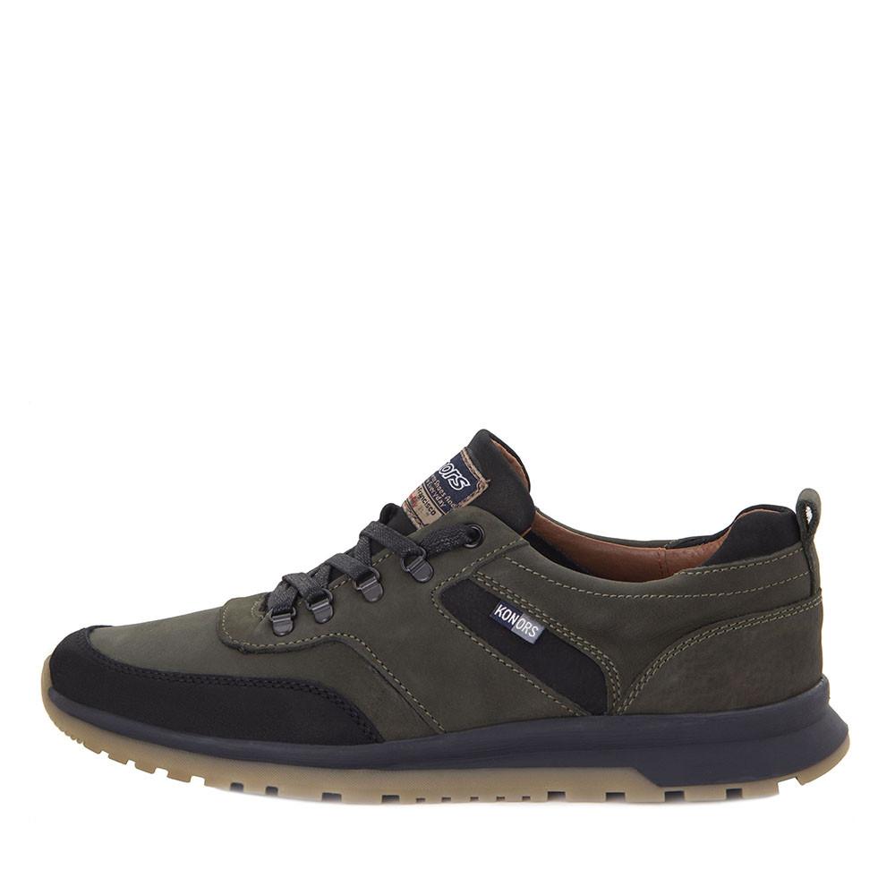 Туфли мужские Konors MS 21485 зеленый (40)