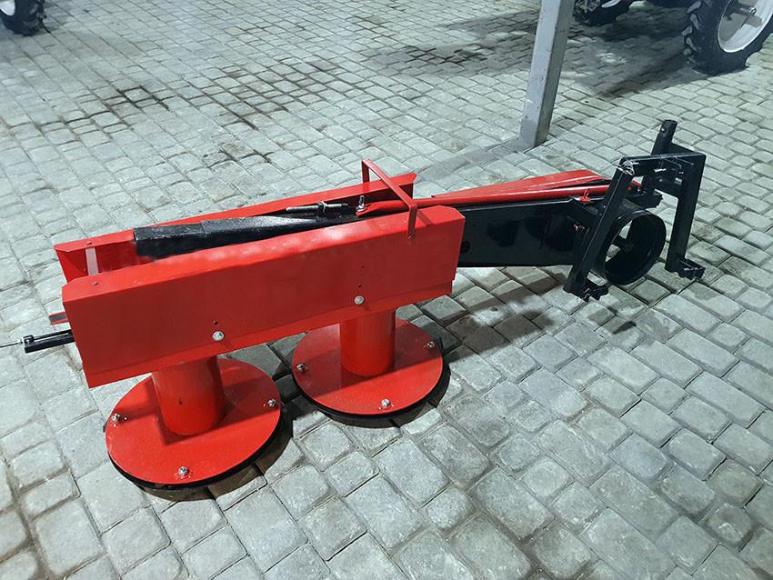 Косилка роторная КР-120Т 3Т для тракторов мощностю от 15 л.с, облегченная сенокосилка для минитрактора, коса