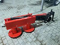 Косилка роторная КР-120Т 3Т для тракторов мощностю от 15 л.с, облегченная сенокосилка для минитрактора, коса, фото 1